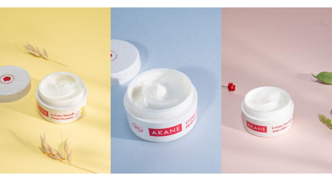 Organische Anti-Falten- und Anti-Ageing-Creme mit nachgewiesener Wirksamkeit