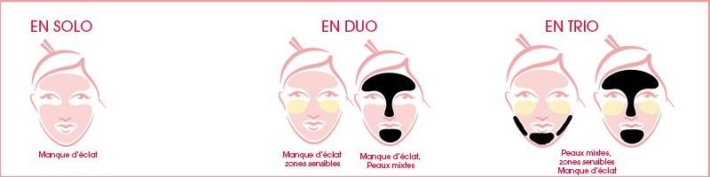 Rosengranit-Maske 30ml Zertifiziert ORGANISCH
